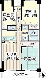鶴見駅 11.0万円