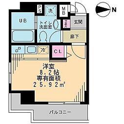 新丸子駅 8.8万円