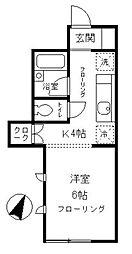 中央線 武蔵境駅 徒歩15分