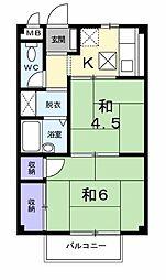 原駅 2.6万円