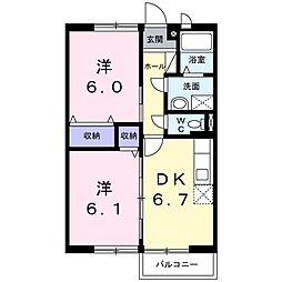 玉戸駅 3.7万円