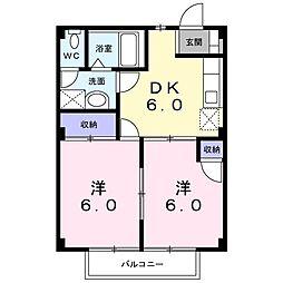 岩瀬駅 3.9万円