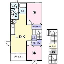武川駅 4.9万円