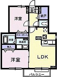 尾張星の宮駅 5.8万円