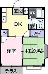 花崎駅 3.9万円
