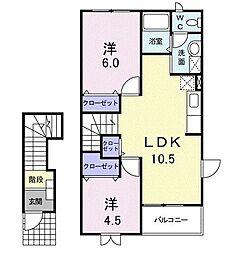 東行田駅 4.7万円