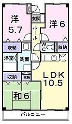 旭前駅 5.7万円