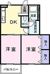 下館駅 4.1万円
