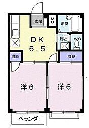 印場駅 3.8万円