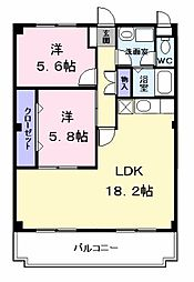 中村公園駅 4.6万円