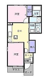 群馬総社駅 4.1万円