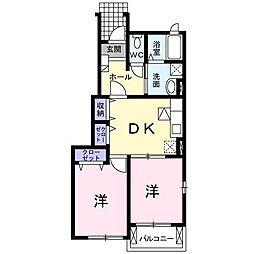 美乃坂本駅 6.0万円