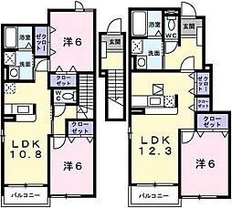 武川駅 4.8万円