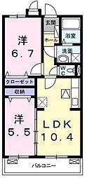 小作駅 6.2万円