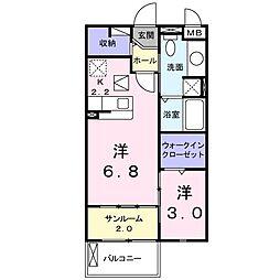 高崎問屋町駅 5.1万円