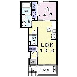武州唐沢駅 5.0万円