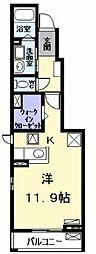 高畑駅 5.6万円