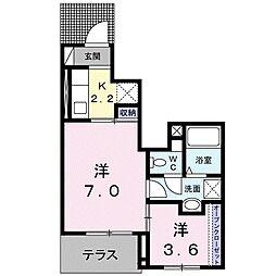 仏子駅 5.5万円