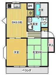 東飯能駅 6.0万円