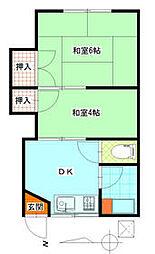 東飯能駅 3.9万円
