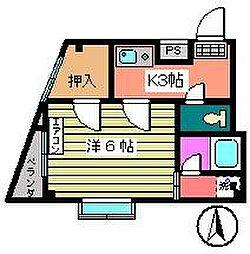 西葛西駅 6.7万円