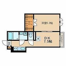 多摩川駅 10.8万円