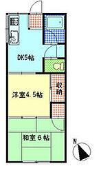 東飯能駅 4.5万円