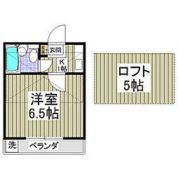 北坂戸駅 2.5万円