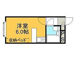 渋沢駅 1.7万円