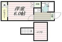 新柏駅 2.0万円