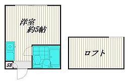 平和台駅 4.0万円