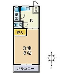 北高崎駅 1.8万円