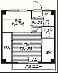 羽鳥駅 2.4万円