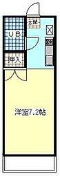 【敷金礼金0円!】南武線 矢川駅 徒歩17分