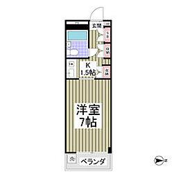 群馬八幡駅 2.3万円