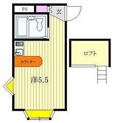 北松戸駅 2.5万円