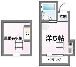 清瀬駅 3.8万円