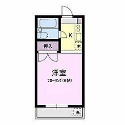 中河原駅 3.5万円