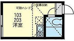西横浜駅 4.6万円