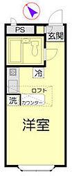 二和向台駅 1.9万円
