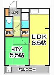 清瀬駅 5.4万円