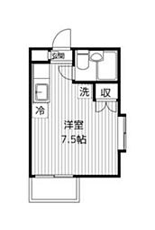 星川駅 4.2万円
