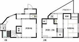 武蔵小山駅 13.4万円