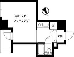 入谷駅 6.3万円