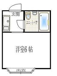 志村坂上駅 4.5万円