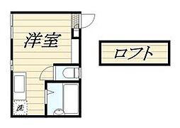 【敷金礼金0円!】パンシオン 長後NO2