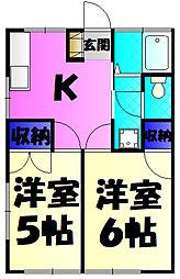 大森台駅 4.2万円