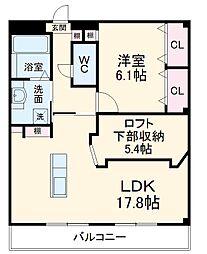 高畑駅 7.0万円