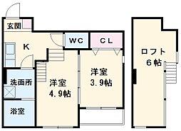 尾頭橋駅 5.5万円