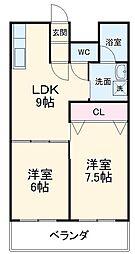 大森・金城学院前駅 6.2万円